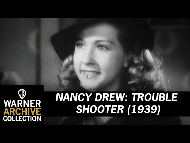 NANCY DREW, TROUBLE SHOOTER Trailer