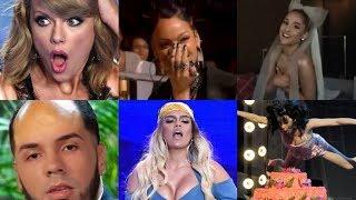 Los momentos mas vergonzosos y graciosos de las celebridades 2019 (Caidas, peleas, momentos WTF)