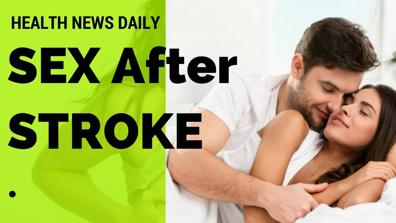 Sex after having a stroke