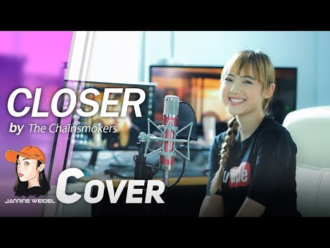 Closer - The Chainsmokers ft. Halsey cover...