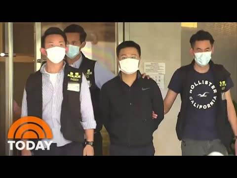 Download Apple Daily Journalist Arrested By Hong Kong Police