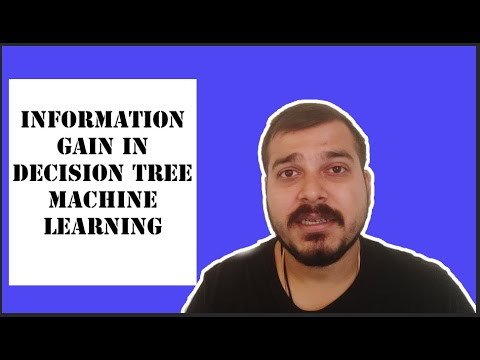 Tutorial 38- Decision Tree Information Gain