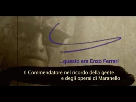 Questo era Enzo Ferrari