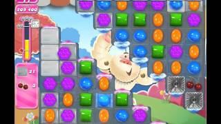 Candy Crush Saga Level 1690 (No booster, 3 Stars)