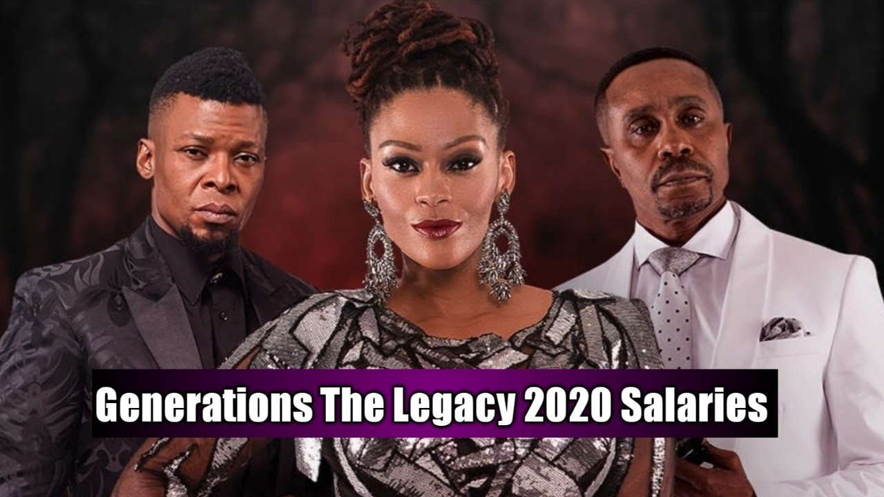 Generations The Legacy 2020 Salaries | New Edition 3 July 2020