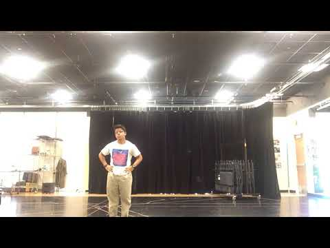 Helton Shakespeare Monologue showing 1
