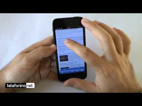 Apple iPhone 5 videoreview da Telefonino.net