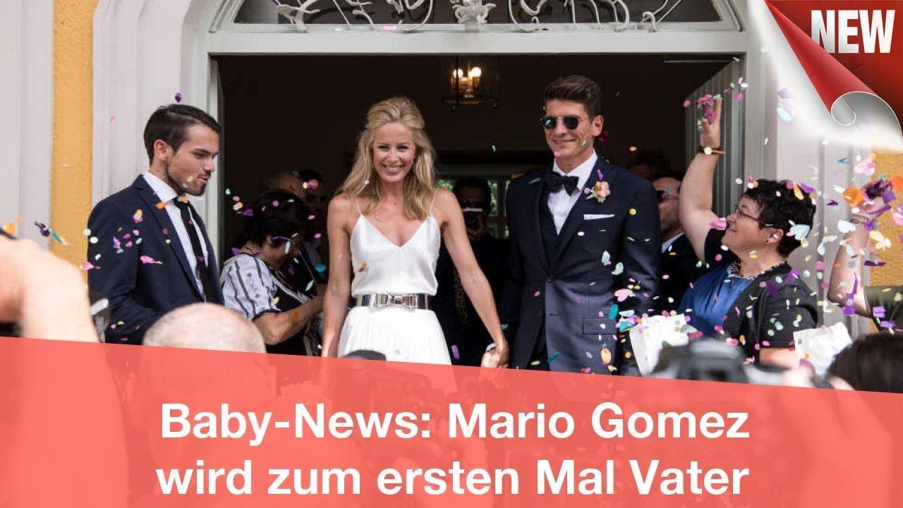 mario gomez baby