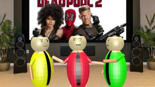 MAKE FUN OF - Discussion After Watching Deadpool 2