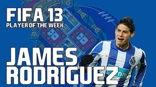 FIFA 13: Player of the Week - James Rodriguez Thumbnail
