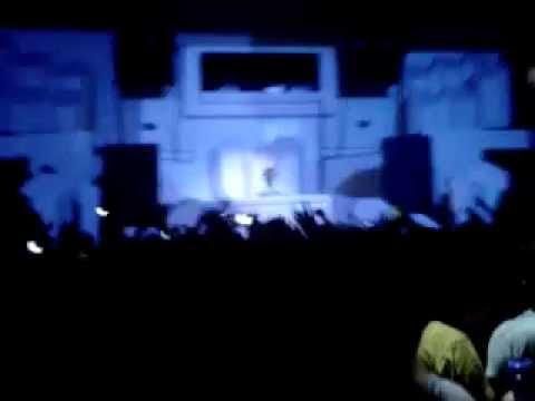 Dash Berlin Live at Stage Club (Guatemala) 2012.