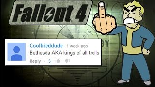 "SH*T PEOPLE SAY ABOUT FALLOUT 4 - The ""Disappointment/Anger"" Edition!"