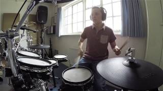 Download Lagu Jake Walker - The Script - The Man Who Can't Be Moved Drum Cover Mp3