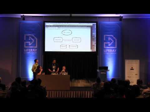 Liferay Symposium Italy '16: La metodologia Devops per la gestione di un'infrastruttura Liferay...
