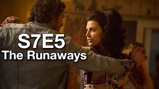Mad Men Season 7 Episode 5 'The Runaways' Review