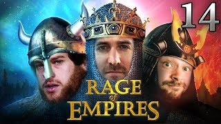 Rage Of Empires mit Donnie, Florentin, Marco & Marah #14 | Age Of Empires 2 HD