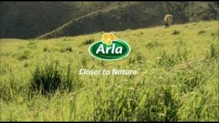 Arla Milk TV Commercial (Track by Gary Nock -