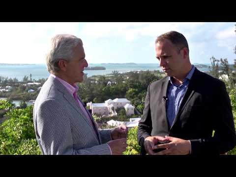 Global Fund Forum 2015 Hub Culture Bermuda with Jim Rosebush, Growth Strategy Inc.