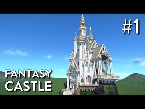Planet Coaster: Alfheim (Part 1) - Fantasy Castle