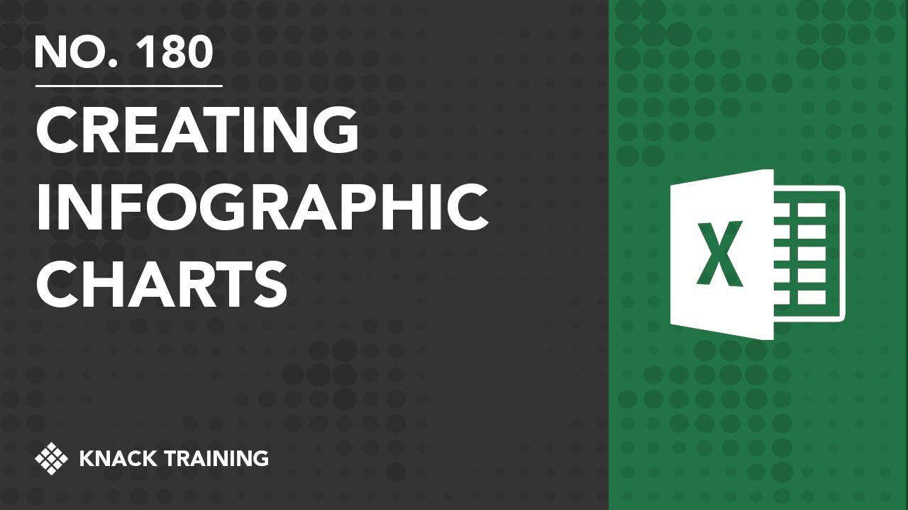 creating custom infographics using icons and excel everyday office