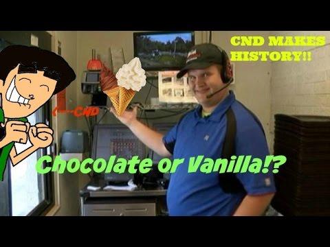 CHOCOLATE OR VANILLA!?! | CND Makes History | Discord Chat!