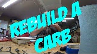 DIY - How to Rebuild a Holley 1850 Carburetor 4160