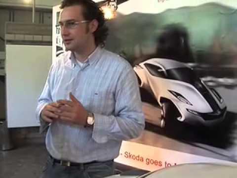 Future Cars: College Exhibition at Hochschule Pforzheim University 2007  part 2