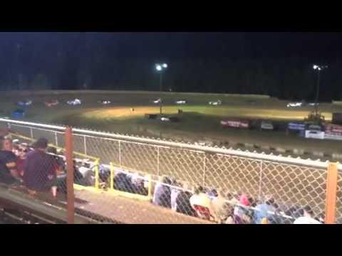 Baton Rouge Raceway 2012 Championship Race