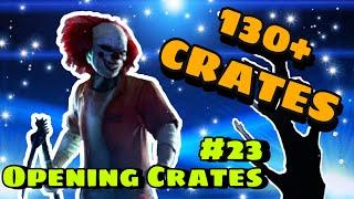 130-ზე მეტი ყუთი - Crates Opening #23