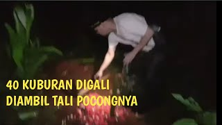 [LIVE]DINI HARI TANGKAP&HAJAR DUKUN PENCURI TALI POCONG MAYIT