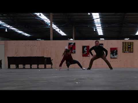 DANCE IMPRO MAURICE AND JESSICA
