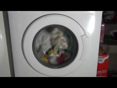 Beko WM5101W : Cotton EXTRA RINSE and spin (Pt 11/15)