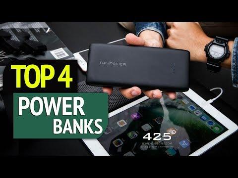 TOP 4: Power Banks