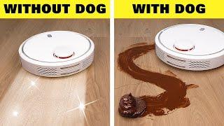 الحياة مع كلب ضد من غير كلب