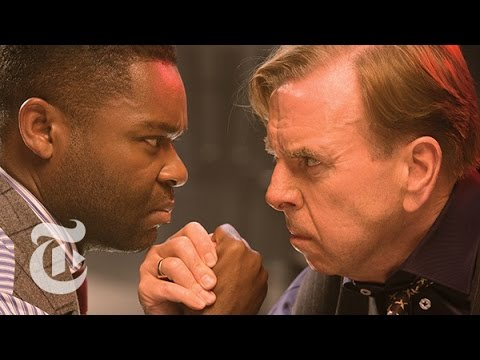 David Oyelowo & Timothy Spall  Great Performers: 9 Kisses  The New York Times