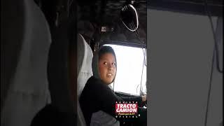 EL JUNIOR DE 11 AÑOS MANEJANDO EL MAMALON...