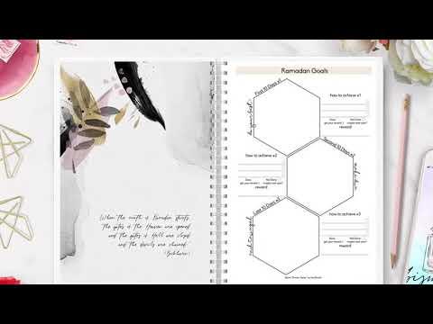 Ramadan Planner 2018 by Kecilmamil