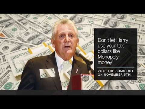 "Adam Wood: Harry Rilling's Paid Attack Dog & Nancy Chapman Continues Her Blog ""Shilling For Rilling"""