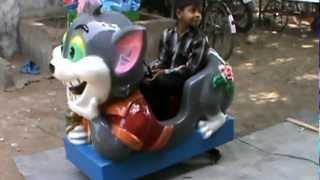 Tom & Jerry - Kids Ride