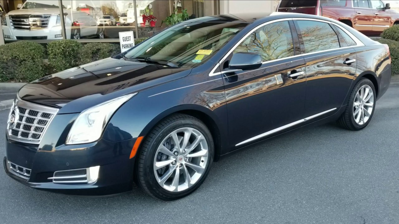 2013 cadillac xts luxury collection cadillac certified pre owned youtube. Black Bedroom Furniture Sets. Home Design Ideas