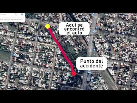 Mapa interactivo: dónde cayó y dónde hallaron a Fiorella Furlán