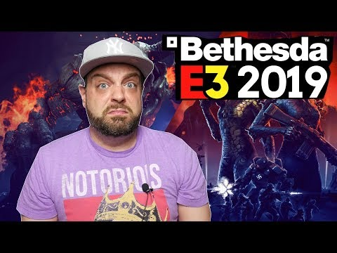 Bethesda E3 2019 REACTION - Well That Was SOMETHING