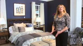 Brookfield Residential -  How To Design Your Bedroom With Ethan Allen Calgary