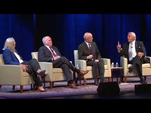 "CIA-GW Intelligence Conference: ""Leading CIA: A Conversation among Former CIA Directors"""