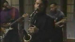 DIZZY Gillespie and DAVID SANBORN  live Tin Tin Deo