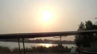 こやぎめいの旅行トコトコ バンコク&プノンペン28【カンボジアの朝 ウドンへ出発】