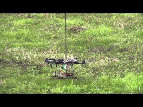 Drone based Metal Detector