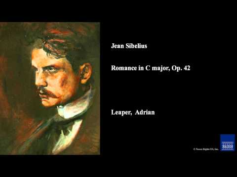 Jean Sibelius, Romance in C major, Op. 42