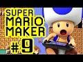 SUPER MARIO MAKER # 09 ★ Pre-Release Level aus aller Welt [HD | 60fps] Let's Play Super Mario Maker