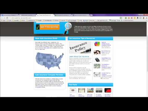 Auto Insurance Quotes Online Comparison -- Free and Instant